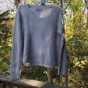 Silver Jennifer Lopez Sweater